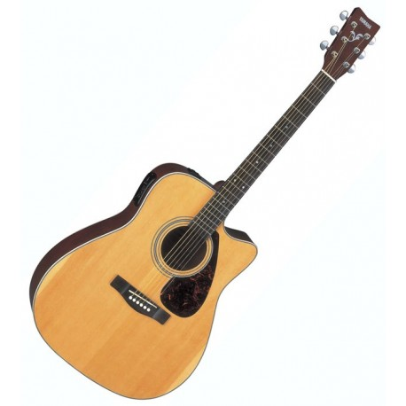 Guitare Yamaha Dreadnought CTW E/A FX370C Naturelle