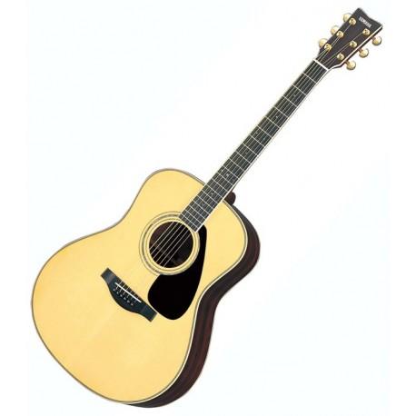 Guitare Yamaha Jumbo LL6 Naturelle