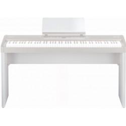 Stand Roland pour Piano Numérique FP-4 et FP-7 Blanc