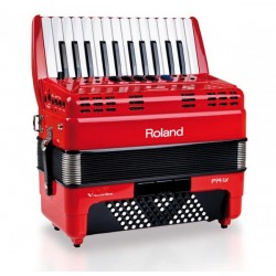 Roland V-Accordeon Piano FR1X Rouge