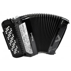Roland V-Accordeon Bouton FR8XB Noir