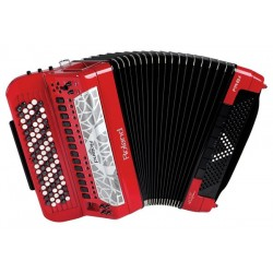 Roland V-Accordeon Bouton FR8XB Rouge