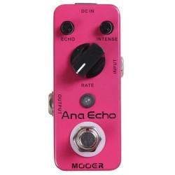 Mooer Pédale d'Effets Micro Série Ana Echo