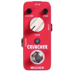 Mooer Micro Série ultra compact Cruncher