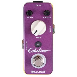 Mooer Micro Série ultra compact Echolizer