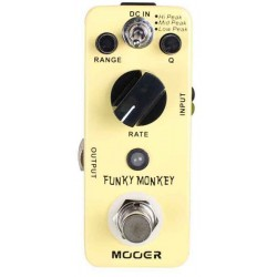 Mooer Micro Série ultra compact Funky Monkey