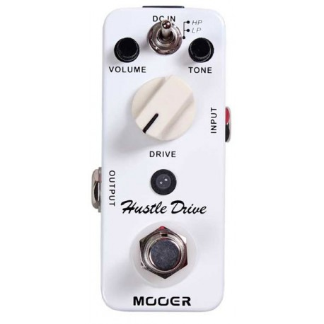 Mooer Micro Série ultra compact Hustle Drive