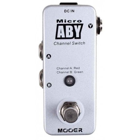 Mooer Micro Série ultra compact Micro ABY