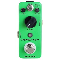 Mooer Micro Série ultra compact Repeater