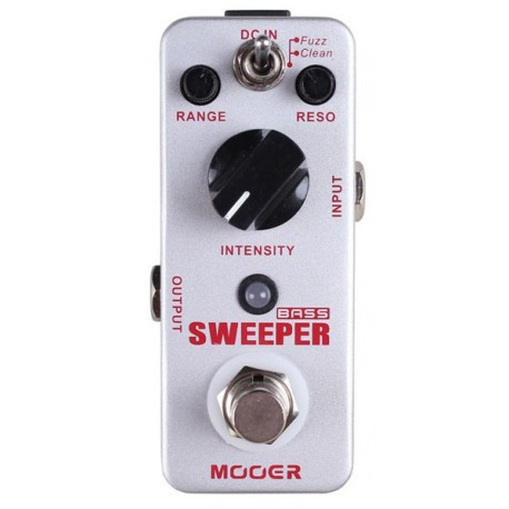 Mooer Micro Série ultra compact Sweeper