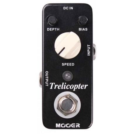Mooer Micro Série ultra compact Trelicopter