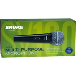 Shure Micro Chant Polyvalent cardioïde