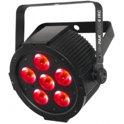 Chauvet 6 LED QUAD / Infrarouge