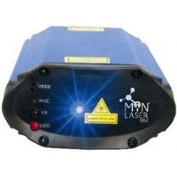 Chauvet Laser Bleu et rouge avec télécommande