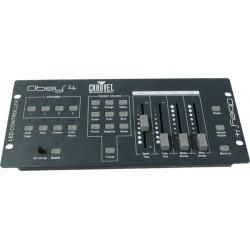Chauvet Contrôleur DMX Obey 4 canaux / 4 projecteurs