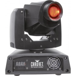 Chauvet Lyre Intimidator 1 LED 25W Gobos / couleurs