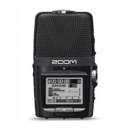 Zoom Enregistreur 4 pistes portable XY et Mid-Side