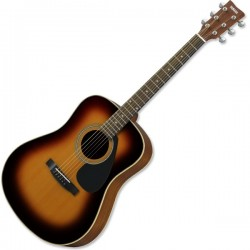 Yamaha F370DW TBS Tobacco Brown Sunburst