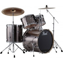 "Pearl Export Standard 22"" Smokey Chrome"