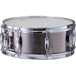 "Pearl Export 14""x5.5"" Smokey Chrome"