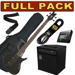 Toby Standard Ebony Full Pack