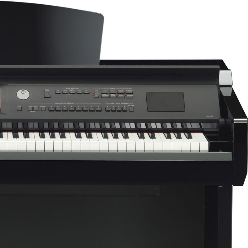 Piano num rique yamaha clavinova cvp 705pe for Yamaha clavinova cvp 705