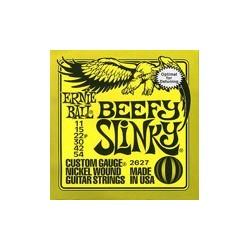 Jeu Cordes Ernie Ball Beefy Slinky 11/54