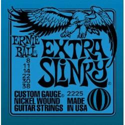 Jeu Cordes Ernie Ball Extra Slinky 8/38