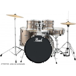 "Pearl Roadshow Rock 22"" Bronze Metallic"