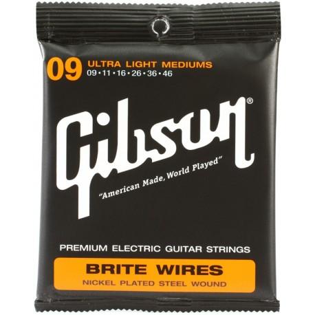 Gibson Brite Wires 9-46