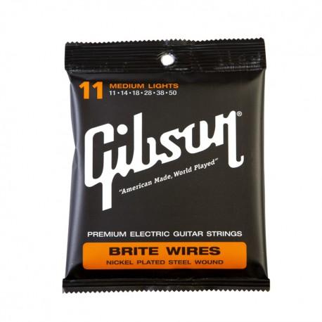 Gibson Brite Wires 11-50