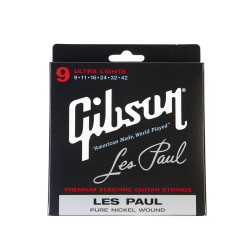 Gibson Les Paul Electric 9-42