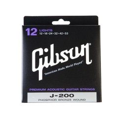 Jeu Cordes Gibson J-200 Light 12/53
