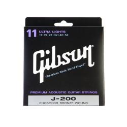 Gibson J-200 Ultra Light 11/52