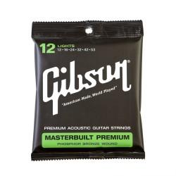 Gibson Masterbuilt Premium 12-53 Phosphor Bronze