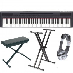 Yamaha P-115 Black Full Pack