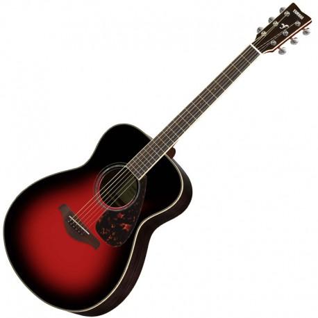 Yamaha FS830 Dusk Sun Red
