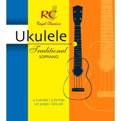 Royal Classic Ukulele Traditional Soprano