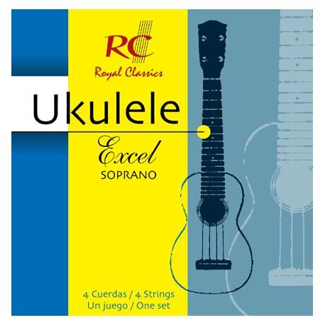 Royal Classic Ukulele Excel Soprano