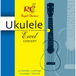 Royal Classic Ukulele Excel Concert