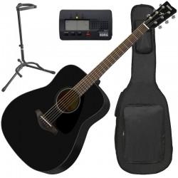 Yamaha FG800 Black Pack