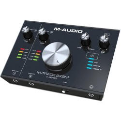 M AUDIO MTRACK2X2M
