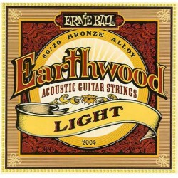 Jeu Cordes Ernie Ball Earthwood Light