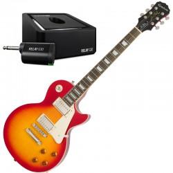 Pack Liberté Epiphone Les Paul Standard Plus Top Pro Heritage Cherry Sunburst