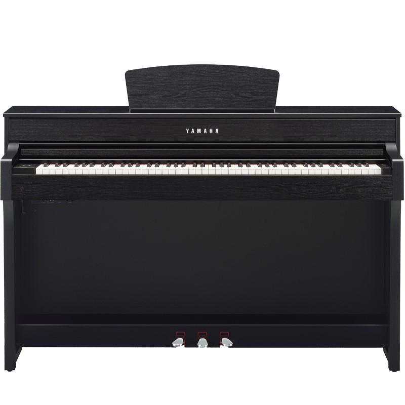yamaha clavinova clp 635b noir full pack. Black Bedroom Furniture Sets. Home Design Ideas