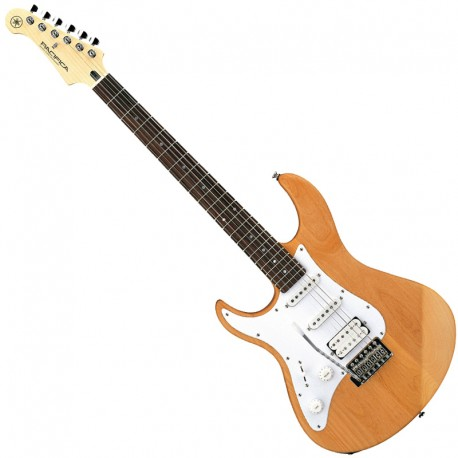 Yamaha Pacifica 112J Natural Gaucher