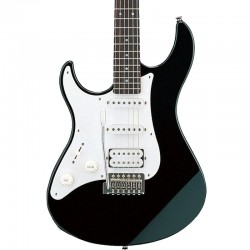 Yamaha Pacifica 112J Black Gaucher