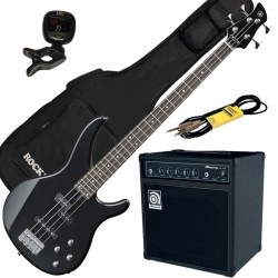 Yamaha TRBX204 Galaxy Black Pack