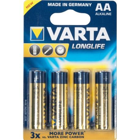 Varta AA LR06 par 4