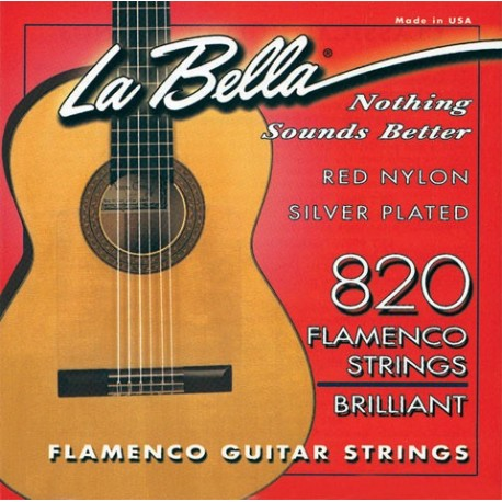 Jeu Cordes Labella Flamenco